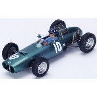 BRM P57 GP Monaco'62 #10, 6th G.Hill