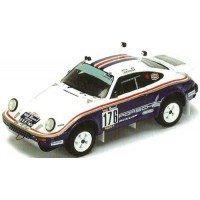 PORSCHE 953 Dakar'84 #176, winner R.Metge / D.Lemoyne