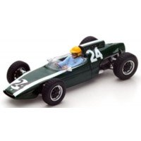 COOPER T60 GP France'62 #24, 2nd T.Maggs