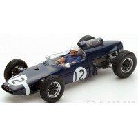 COOPER T60 GP Belgium'63 #12, 5th J.Bonnier