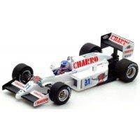 AGS JH21 GP Italy'86 #31, I.Capelli