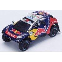 PEUGEOT 2008 DKR Rally Dakar'16 #321, C.Despres / D.Castera