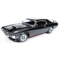 MERCURY Cougar Eliminator, 1970, black