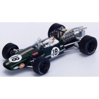 BRABHAM BT24 GP Netherlands'68 #18, D.Gurney