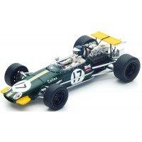 BRABHAM BT24 GP Germany'68 #17, K.Ahrens