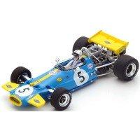 BRABHAM BT33 GP Monaco'70 #5, 2nd J.Brabham