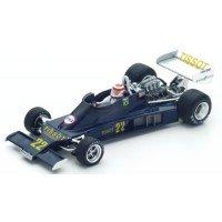 ENSIGN N177 GP Germany'78 #22, N.Piquet