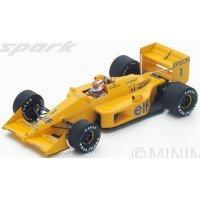LOTUS 100T GP Brasil'88 #1, N.Piquet