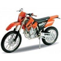 KTM 525 EXC, orange