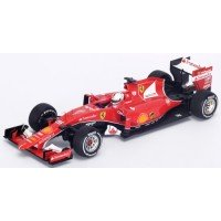 FERRARI SF15-T GP Belgium'15 #5, S.Vettel