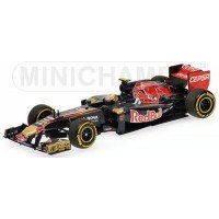 TORO ROSSO F1 Showcar'12 #17, JE.Vergne (limited 576)