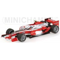 SUPER AGURI F1 Team Honda SA08 #19, 2008, A.Davidson