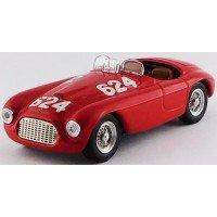 FERRARI 166 MM Barchetta (Chassis #0008) MilleMiglia'49 #624, winner Biondetti / Salami
