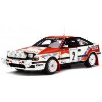 TOYOTA Celica ST165 Rally MonteCarlo'91 #2, winner C.Sainz / L.Moya