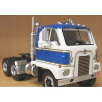 INTERNATIONAL Harvester DCOF-405 Emeryville, 1959, blue/white