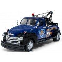 CHEVROLET Tow Truck, 1953, blue/black