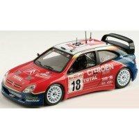CITROËN Xsara WRC MonteCarlo'03 #18, winner Loeb