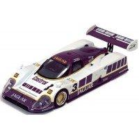 JAGUAR XJR12 LeMans'90 #3, winner Brundle / Nielsen / Cobb