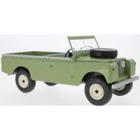 LAND ROVER 109 Pick-up Series2, 1959, l.olive