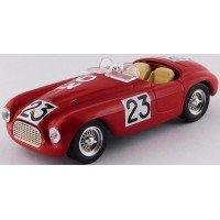 FERRARI 166 MM Barchetta (Chassis #0010) 24h LeMans'49 #10, Lucas /