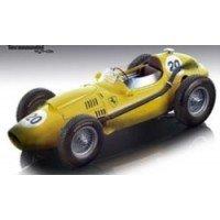 FERRARI F1 Dino 246 GP France'58 #20, GP Belgium, O.Gendebien, finish line