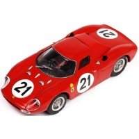 FERRARI 250 LM LeMans'65 #21, winner Gregory / Rindt