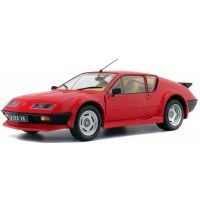 ALPINE A310 Pack GT, 1983, red