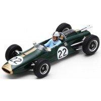 BRABHAM BT3 GP Italy'63 #22, 5th J.Brabham