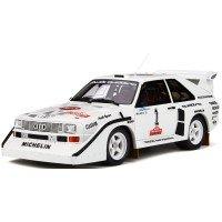 AUDI Sport Quattro S1 Rally Greece'85 #1, H.Mikkola (limited 999)