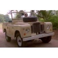 LAND ROVER 88 Series 2a