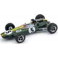 LOTUS 33 GP GreatBritain'65 #5, winner & WorldChampion J.Clark (including driver)