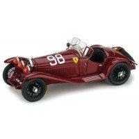 ALFA ROMEO 2300 MilleMiglia'33 #98, winner T.Nuvolari / D.Compagnoni