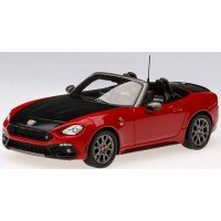 ABARTH 124 Spider costa brava, 2018, red