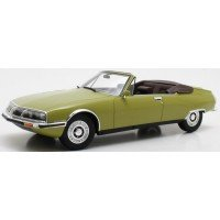 CITROËN SM Mylord Convertible Chapron, 1971, met.gold