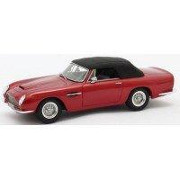 ASTON MARTIN DB6 Volante closed, 1966, red