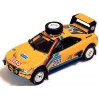 PEUGEOT 405 ParisDakar'90 #203, winner Vatanen
