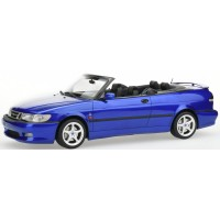 SAAB 9-3 Viggen Convertible, 1999, met.blue (limited 350)
