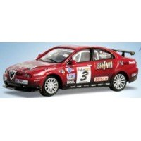 ALFA ROMEO 156 GTA Racing 1/87