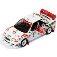 MITSUBISHI Lancer Evo3 Rally 1000Lakes'96 #7, Makinen / Harjanne