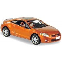 MITSUBISHI Eclipse 2005 orange