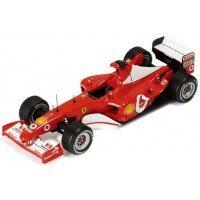 FERRARI F2003 GP USA #1, winner M.Schumacher