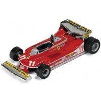 FERRARI 312 T4 GP Monaco'79 #11, winner J.Scheckter