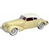 CORD 810 1936 beige