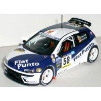 FIAT Punto Kit car Catalunya'01 #58