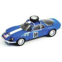 MATRA DJET 6 Rally MonteCarlo'67 #98