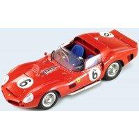 FERRARI 330 LM TRI LeMans'62 #6, winner O.Gendebien / P. Hill