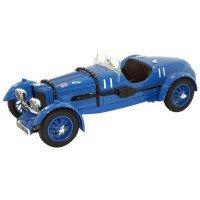 ASTON MARTIN LM Team Car, 1934, blue