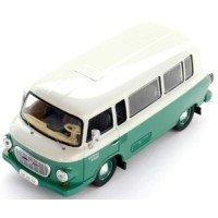BARKAS B1000 Minibus, 1965, green/l.grey