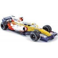RENAULT F1, 2008, F.Alonso