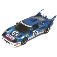 LIGIER (Maserati) JS2 LeMans'74 #15, J.Lafitte / A.Serpaggi